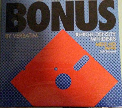 Verbatim Data Life MD2-HD Disketten, 14,4 cm (5 1/4 Zoll), 10 Stück