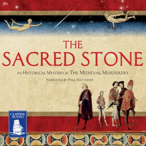 The Sacred Stone audiobook cover art
