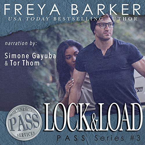 Lock&Load Audiobook By Freya Barker cover art