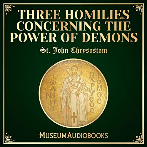 Three Homilies Concerning the Power of Demons Titelbild