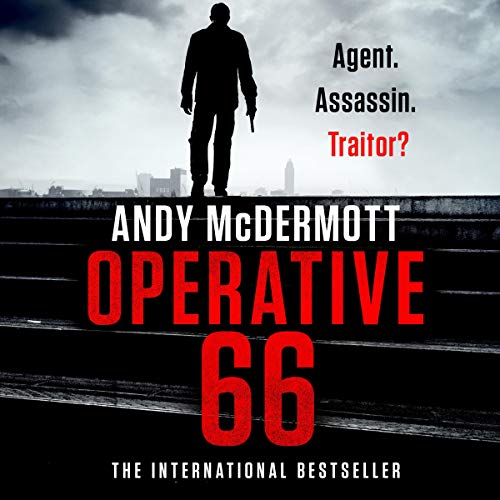 Operative 66  By  cover art