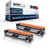 2 cartuchos de tóner compatibles con HP LaserJet Pro MFP M 148 fdw LaserJet Pro MFP M 148 fw CF294A 94A negro - Office Pro Serie