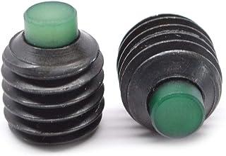 Length: 35mm Coarse Thread Alloy Steel Set Screws M12-1.75 x 35mm Hex Socket, M12 Grub//Blind//Allen//Headless Screw Quantity: 25 Cup Point