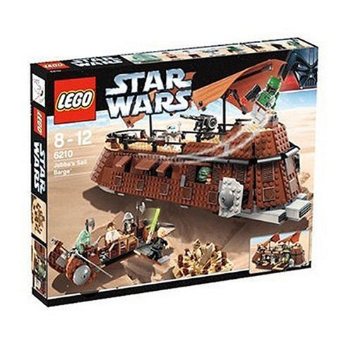 Lego Star Wars 6210 - Jabba's Sail Barge