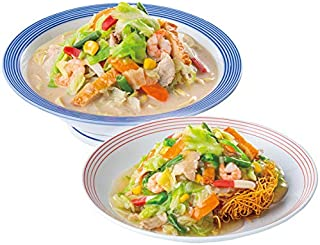 リンガーハット「野菜たっぷりセット」6食セット/12食セット (長崎ちゃんぽん6食セット)