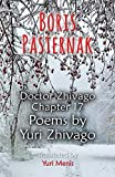 Boris Pasternak: Doctor Zhivago Chapter 17, Poems by Yuri Zhivago