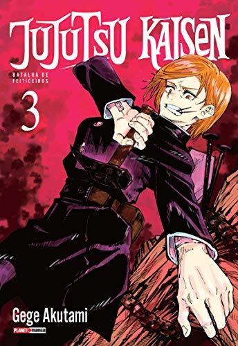 Jujutsu Kaisen - Batalha De Feiticeiros Vol. 3