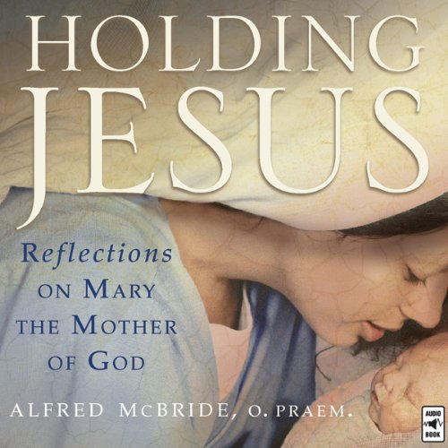 Holding Jesus audiobook cover art