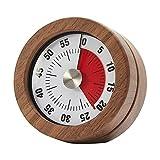 yliansong-home timer da cucina ampio display lcd legno timer da cucina meccanico multi-funzione di cottura countdown timer countdown manuale reminder alarm clock kitchen timer da cucina