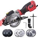 Best Circular Saws - Circular Saw, Meterk 6.2A Compact Electric Circular Saw Review