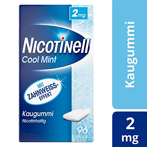 Nicotinell 2mg Cool Mint 96 stk