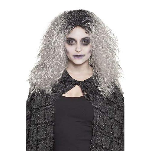 Parrucca Zombie riccia Molly