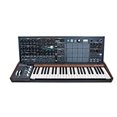 49 note keyboard with both velocity and aftertouch 100% analog signal path with analog effects Multiple keyboard modes for mono, paraphonic and duo-split modes Unique matrix--create your own routings Built-in arpeggio and sequencer MatrixBrute is per...