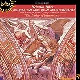 Helios - Biber: Sonatae tam aris, quam aulis servientes (Sonaten)