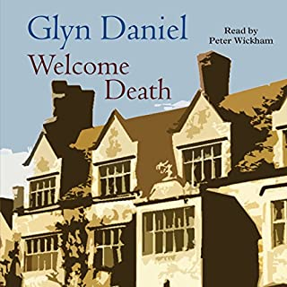 Welcome Death audiobook cover art