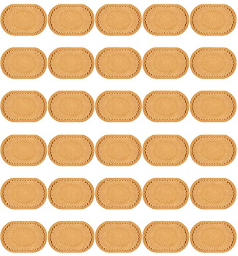 Povihome 30 Count Bunion Cushion Pads, Bunion Foot Protectors for Feet (Latex-Free), Stay in Place All Day - Strong Adhesive
