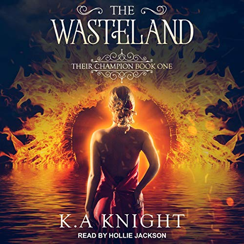 The Wasteland audiobook cover art