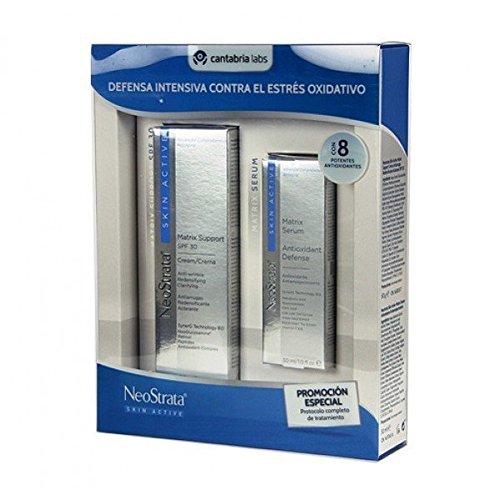 NEOSTRATA MATRIX Spf30 50ml + NeoStrata Skin Active Antioxidant Defense Serum 30 ML