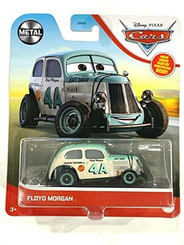 Pixar Cars Metal Series 1:55 Scale Floyd Morgan
