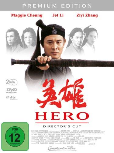 Hero (Premium Edition) [Director's Cut] [2 DVDs]