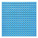 Bligli Antirutschmatte und Badewannenmatte für Badezimmer (Neu Blau)