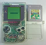Nintendo GameBoy Classic Konsole transparent (Hip Boy)