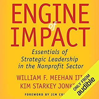 Engine of Impact audiobook cover art