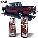 Winjet Tail Lights - Winjet Altezza Series for [1986 1987 1988 1989 1990 1991 1992 1993 1994 1995 1996 1997 Nissan Pickup D21] Tail lights