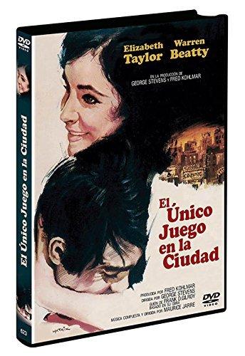Das einzige Spiel in der Stadt / The Only Game in Town (1970) ( ) [ Spanische Import ]