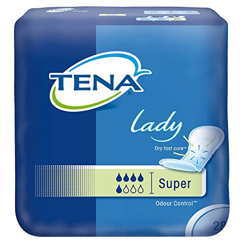 TENA Lady Super, 28 St