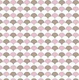 Venilia Adhesiva Motivo Flakes, Decorativa, Muebles, Papel Pintado, lámina autoadhesiva, sin ftalatos, 45 cm x 2 m, Espesor: 0,16 mm, 54788