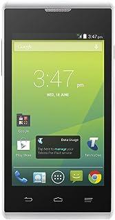 Telstra Tempo cheap Unlocked mobile phone T815 White