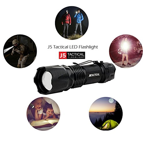J5 V1-PRO LED Flashlight