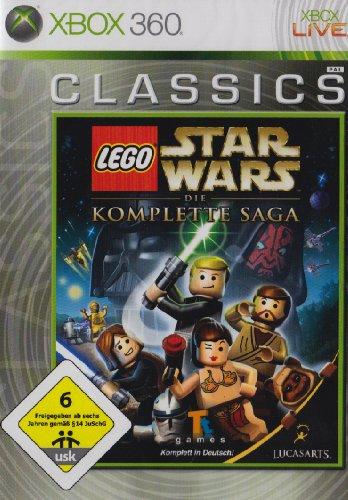 LEGO Star Wars - Complete Saga (Family Classics) [Importación alemana]