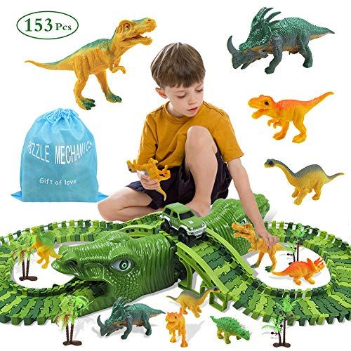 5pc in plastica Dinosauro T Rex animali gioco giocattolo action figure di bambini Gioco Set