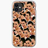 Crying Kim Gifts Kardashian| Unique Design Snap Phone Case Cover for iPhone, Samsung, Huawei | TPU Shockproof Interior Protective