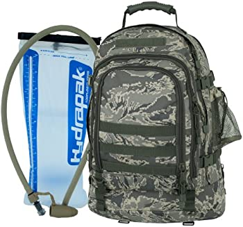 Mercury Tactical Gear Code Alpha TAC PAC Expandable Backpack