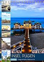 INSEL RUeGEN - Zauberhafte Momente (Tischkalender 2022 DIN A5 hoch): Sehenswertes der Insel im magischen Licht (Monatskalender, 14 Seiten )