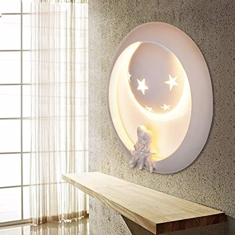StiefelU LED Cartoon Kunst an der Wand Lampen Treppenhaus Strae Korridore im Zimmer Schlafzimmer Hotel patientenbett Kinder lampe, LED 5W weies Licht