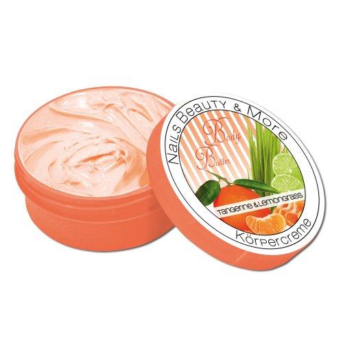 NBM Body Butter tangerine lemongrass, 1er Pack (1 x 200 g)