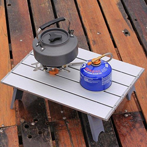 Table pliante extérieure en aluminium de table d'ordinateur portable table pliante mini table peu Ono Table
