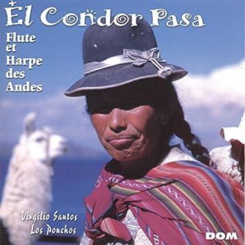El Condor Pasa (Flute et harpe des Andes)