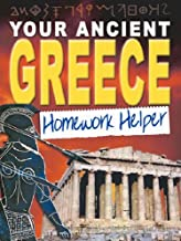 Your Ancient Greece Homework Helper (Homework Helpers) by John D Clare (2004-07-15)