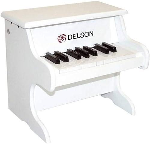 100% garantía genuina de contador Delson Delson Delson 1822W - Piano para Niño o bebé, Color blanco  excelentes precios