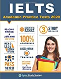 IELTS Academic Practice Tests: IELTS General Training Book with Reading, Writing, & Listening Test Prep Questions for the IELTS Exam
