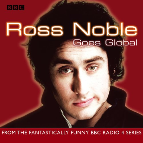 Ross Noble Goes Global audiobook cover art