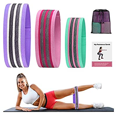 Resistance Booty Bands for Legs and Butt,Exerci...