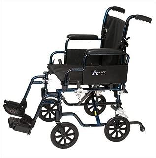 The Transformer™ Lightweight Wheelchair Seat Size: 20