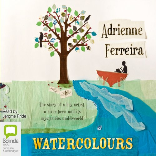Watercolours audiobook cover art