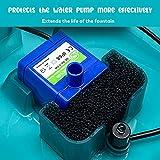 Zoom IMG-2 aonboy f2 filtro della pompa